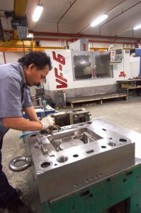 tooling and mold design